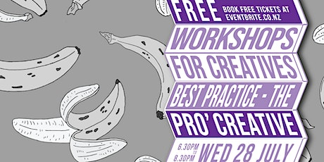 Best Practice: The Professional Creative tickets
