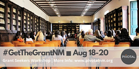 Get the Grant NM: 2021 Grant Seekers Workshop tickets
