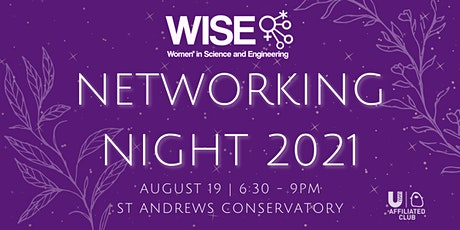 WISE Networking Night 2021 tickets