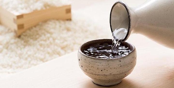 Sake Tasting @ Perkin | MyiCellar image
