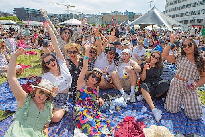 Wellington Wine & Food + Craft Beer Festival 2022 image
