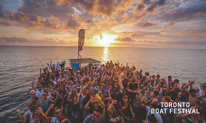 Toronto Boat Party 2021: First Cruise of Summer   Sun Aug 8 image