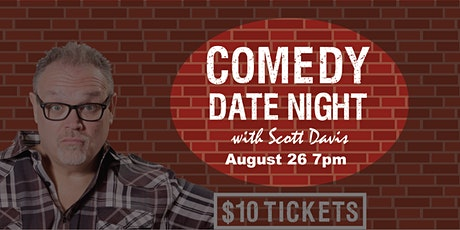 It's A Date Night of Comedy tickets