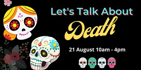 Day Course: Let's Talk About Death tickets