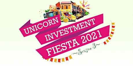 Unicorn Investment Fiesta 2021 Season 3 tickets