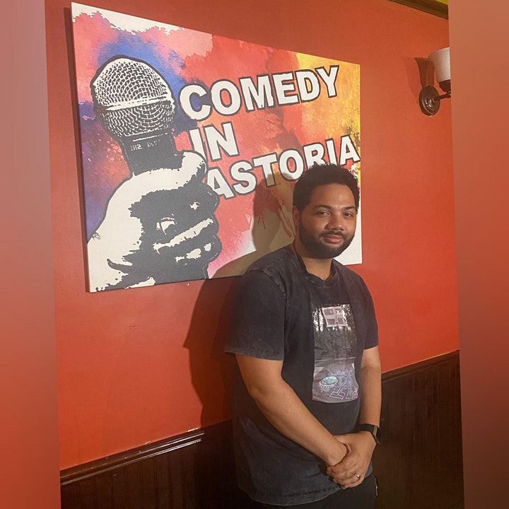 Smokes and Jokes Comedy McLaughin' @ McLoughlin's image