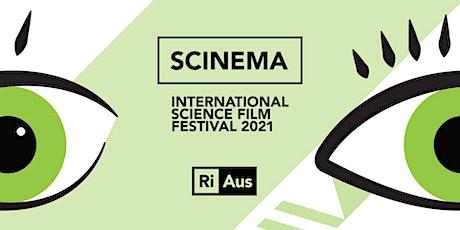 "National Science Week "" Scinema"" Film Festival Screening tickets"