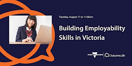 Building Employability Skills in Victoria tickets