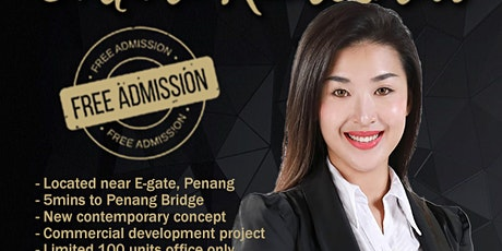 Penang Online Roadshow [Commercial Investment] tickets