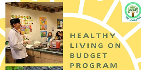 FREE Healthy Living on a Budget Program - Booval tickets