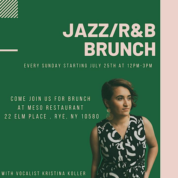 Jazz/R&B Brunch image
