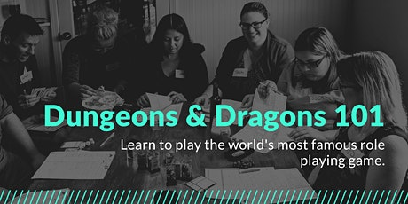 Dungeons & Dragons 101 tickets