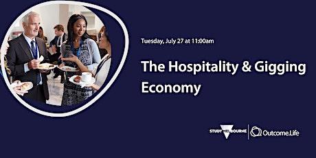 The Hospitality & Gigging Economy tickets