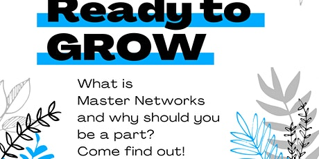 Georgia - Master Networks Launch tickets
