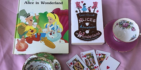 Alice in Wonderland Inspired Afternoon for Kids tickets