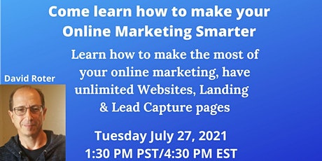 Marketing Online Made Easy! tickets