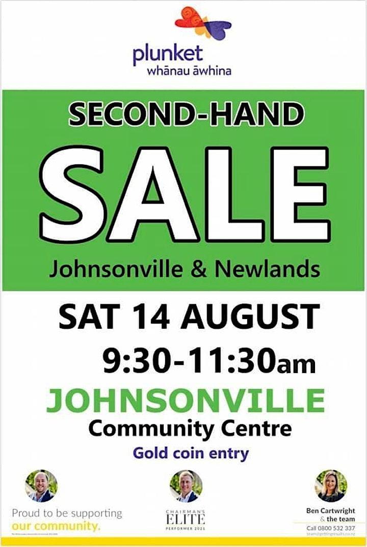 Johnsonville Plunket Second Hand Sale image