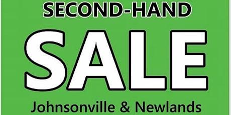 Johnsonville Plunket Second Hand Sale tickets