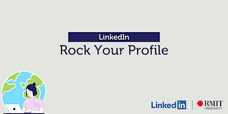 LinkedIn presents: How to Rock Your Profile biglietti