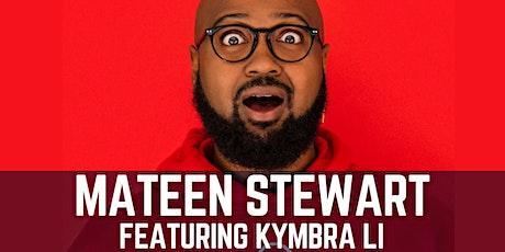 CHNO presents Mateen Stewart tickets