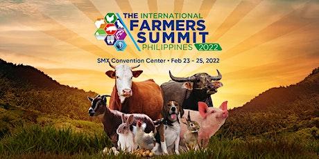The International Farmers Summit 2022 tickets