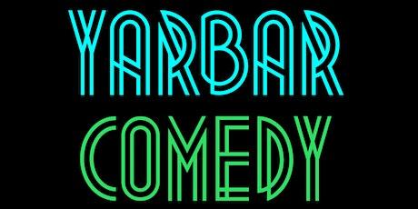 YarBar Comedy Show tickets