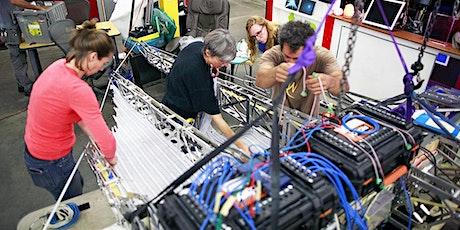 Free Circuit Hacking Night 2021 (Electronics and Robotics) tickets