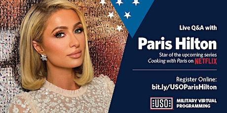JBPHH - Paris Hilton MVP Event tickets