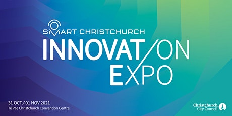 Smart Christchurch Innovation Expo 2021 tickets