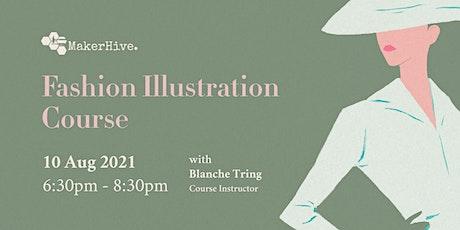 Fashion Illustration Course tickets
