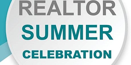 Realtor Summer Celebration tickets