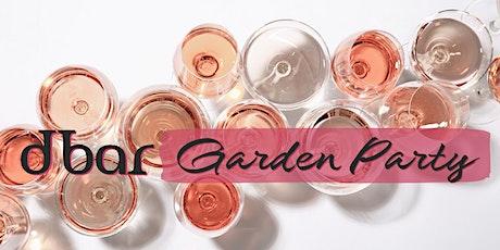 Garden Wine Party - Adventures  in Spain tickets