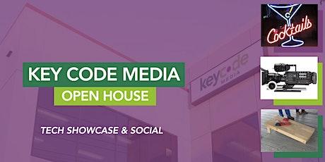 Key Code Media Open House tickets