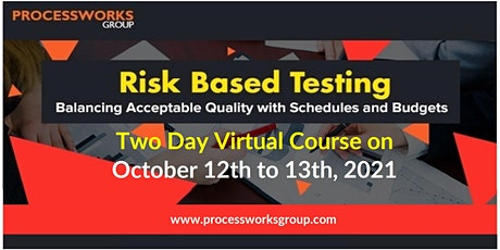 Risk Based Testing (Balancing quality with schedules and budgets) tickets