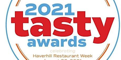 Tasty Awards party , Haverhill Restaurant Week tickets