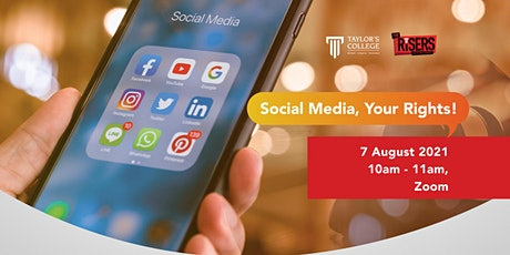 Social Media, Your Rights! tickets