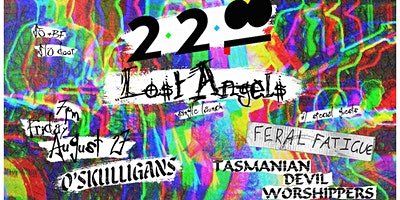 2·2·18 'Lost Angels' Single Launch