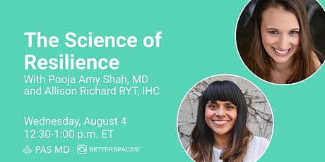 The Science of Resilience tickets