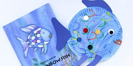 Ocean Story Time and Craft for under 5s - ONLINE tickets