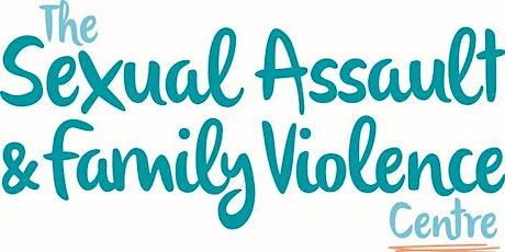 Family Violence & Sexual Assault-Understanding & Responding Oct 14  (AM) tickets