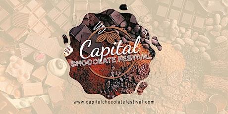 Capital Chocolate Festival tickets