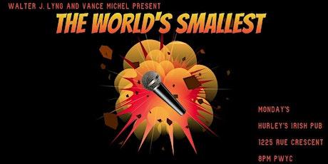 World's Smallest Open Mic tickets