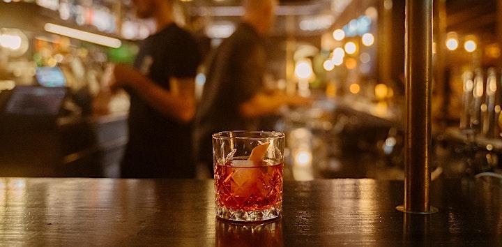 Cocktail Workshop - Espresso Martini and Negroni image