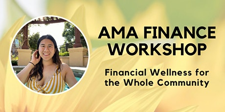 AMA (Ask Me Anything) Finance Workshop tickets
