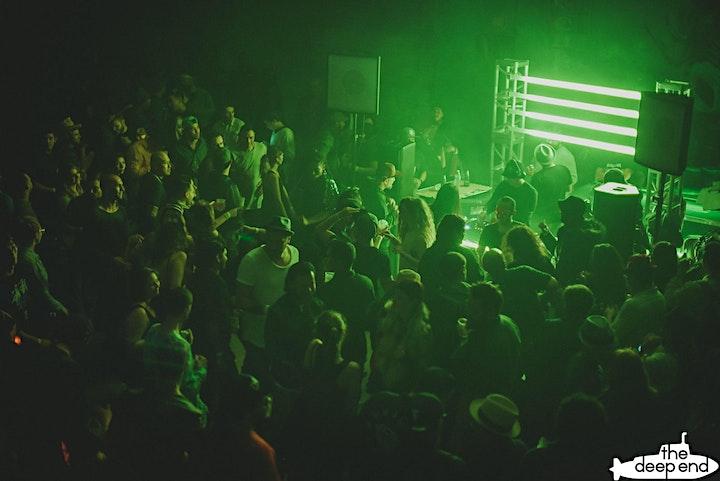 Warehouse: Josh Wink b2b Doc Martin, DJ Heather, Club Tularosa image