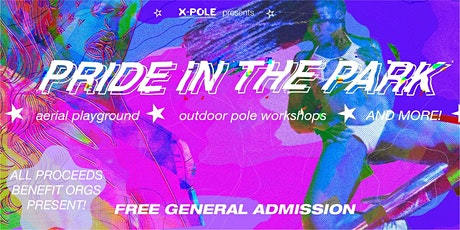 PRIDE IN THE PARK 2021 sponsored by X-POLE tickets