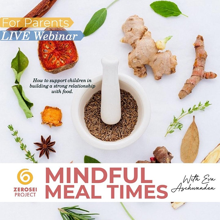 MINDFUL MEAL TIMES image