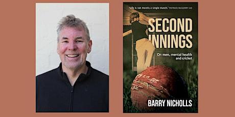 Author Barry Nicholls in-Conversation tickets