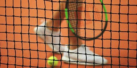 Free Tennis Coaching Program in Oaklands Park tickets