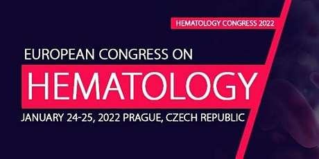 2nd European Virtual Congress on  Hematology tickets